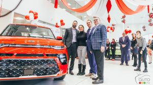 Kia Canada Celebrates its 1 Millionth Customer