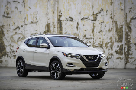 Nissan Introduces an Improved Qashqai for 2020