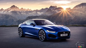 Hot 2021 Jaguar F-Type Unveiled… in Full and Miniature Form
