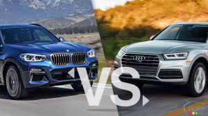 Comparison: 2019 Audi Q5 vs 2019 BMW X3