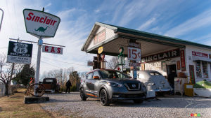 Route 66 with Nissan, Day Two: From Cuba, MO to Tulsa, OK