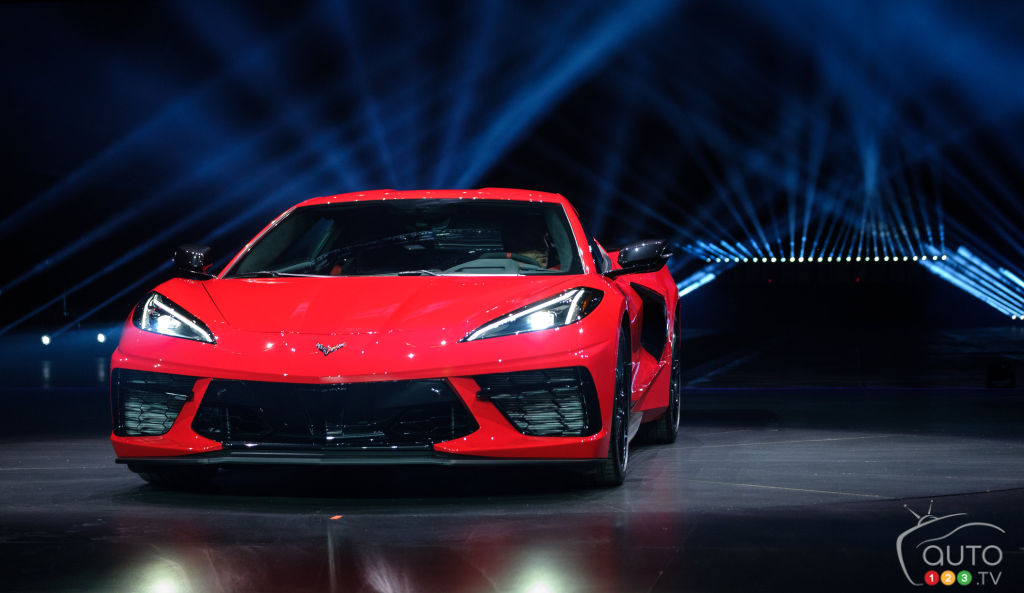 2020 Corvettes Sold for Under $80,000 Will be Money-Losers for GM