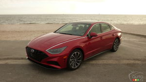 2020 Hyundai Sonata First Drive: Beauty Defined Differently
