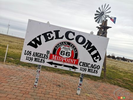 Route 66 With Nissan, Day Four: From Amarillo, TX to Albuquerque, NM