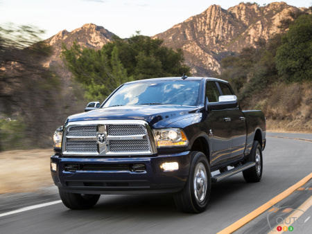 NHTSA Looking into FCA's Handling of Ram 2500/3500 Recall