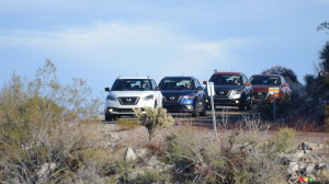 Route 66 With Nissan, Day Six: From Flagstaff, AZ to Needles, CA