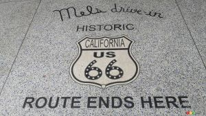 Route 66 avec Nissan, jour sept : de Needles, Californie, à Santa Monica… Californie