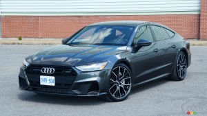 2019 Audi A7 Review: Surprising All Down the Line