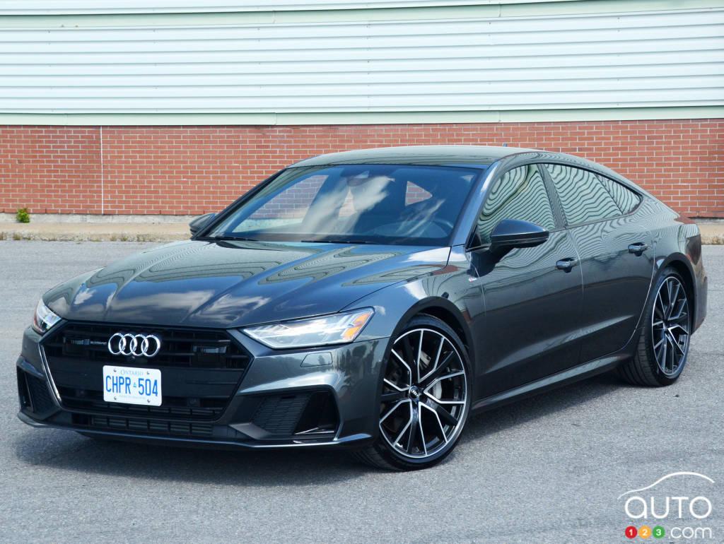 Kekurangan Audi A7 2019 Murah Berkualitas