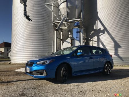 2020 Subaru Impreza First Drive, in the Kingdom of Subaruland