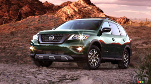 2019 Nissan Pathfinder Rock Creek Review: Marketing 101