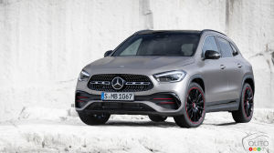 More Beef on the Bun and a Roomier Interior for the Next Mercedes-Benz GLA