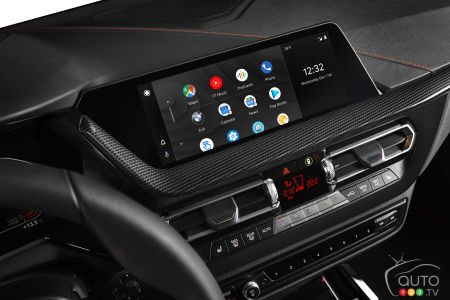 BMW to Equip its Vehicles With Android Auto as of 2020