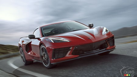 The 2020 Chevrolet Corvette is Already Sold Out in the U.S.