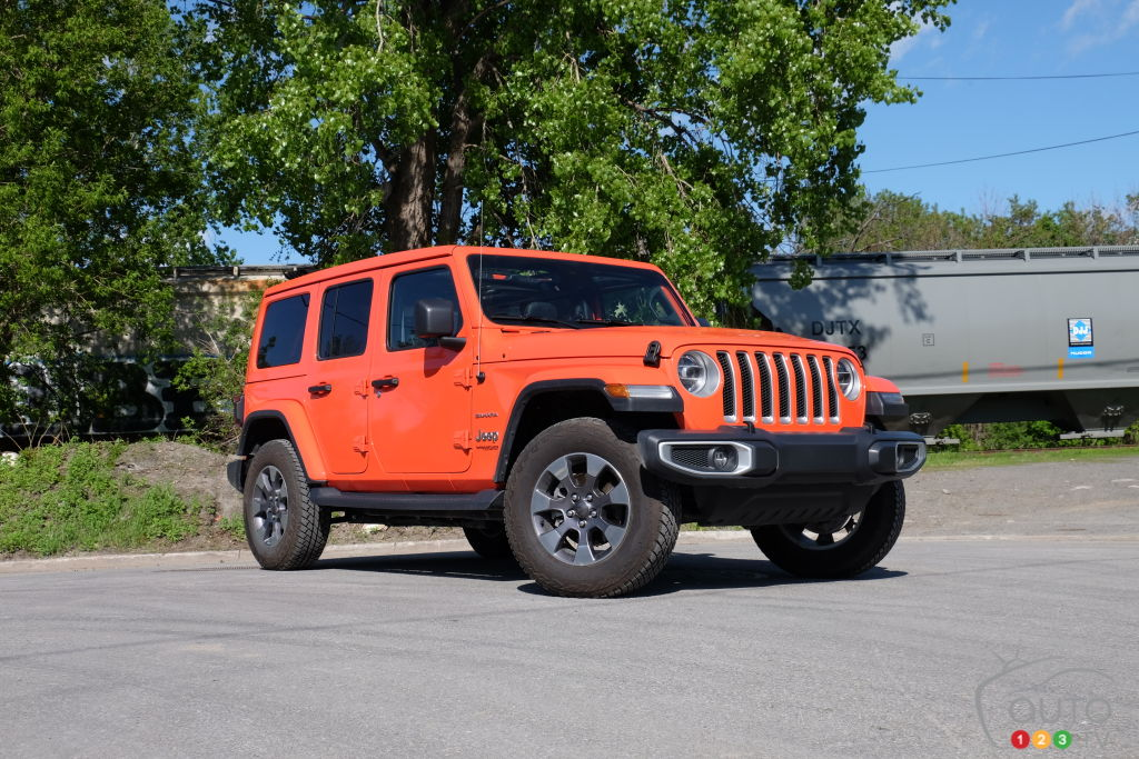 Jeep Aims to Be World's Greenest SUV Brand