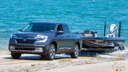A New Transmission, More Equipment for the 2020 Honda Ridgeline