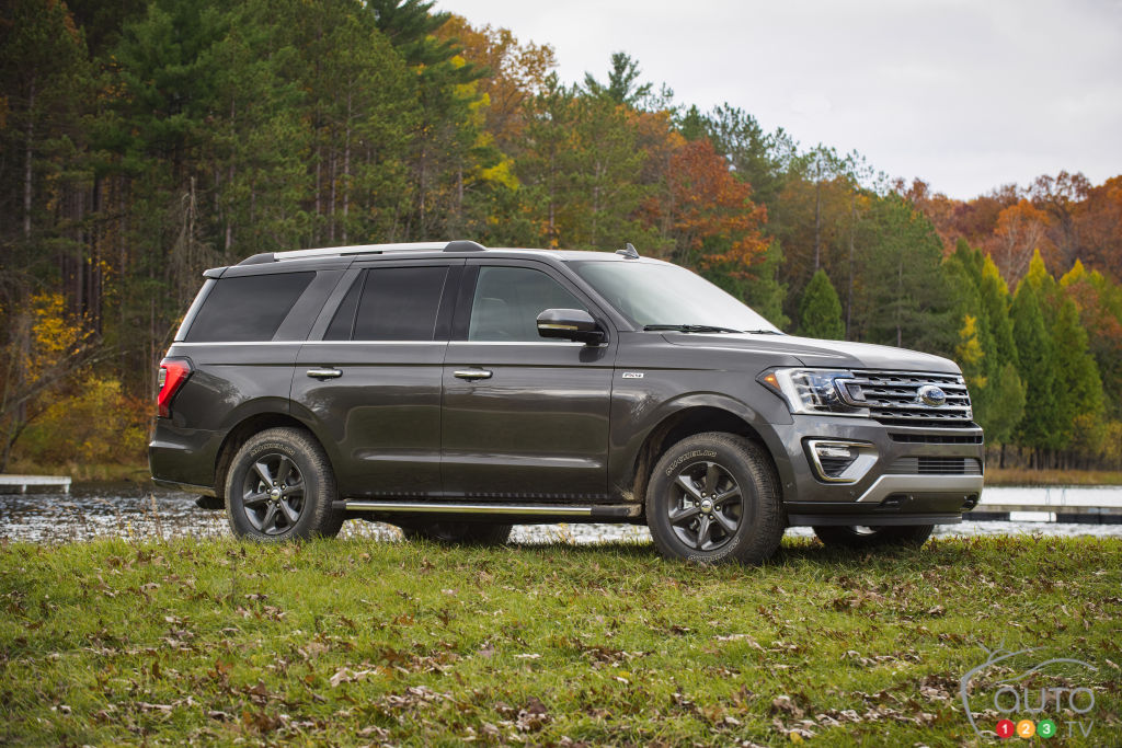 A New FX4 Package for the 2020 Ford Expedition