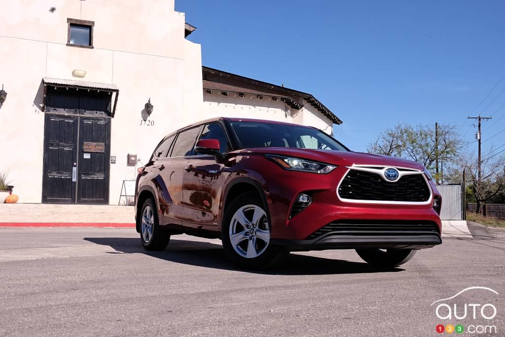 2020 Toyota Highlander First Drive: Modern Times