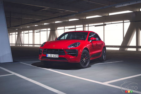 Meet the 375-hp 2020 Porsche Macan GTS