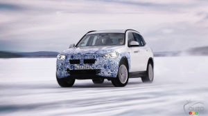 BMW Spills More Beans About its Electric BMW iX3
