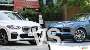 Comparison: 2019 Porsche Cayenne S vs 2019 BMW X5 xDrive40i
