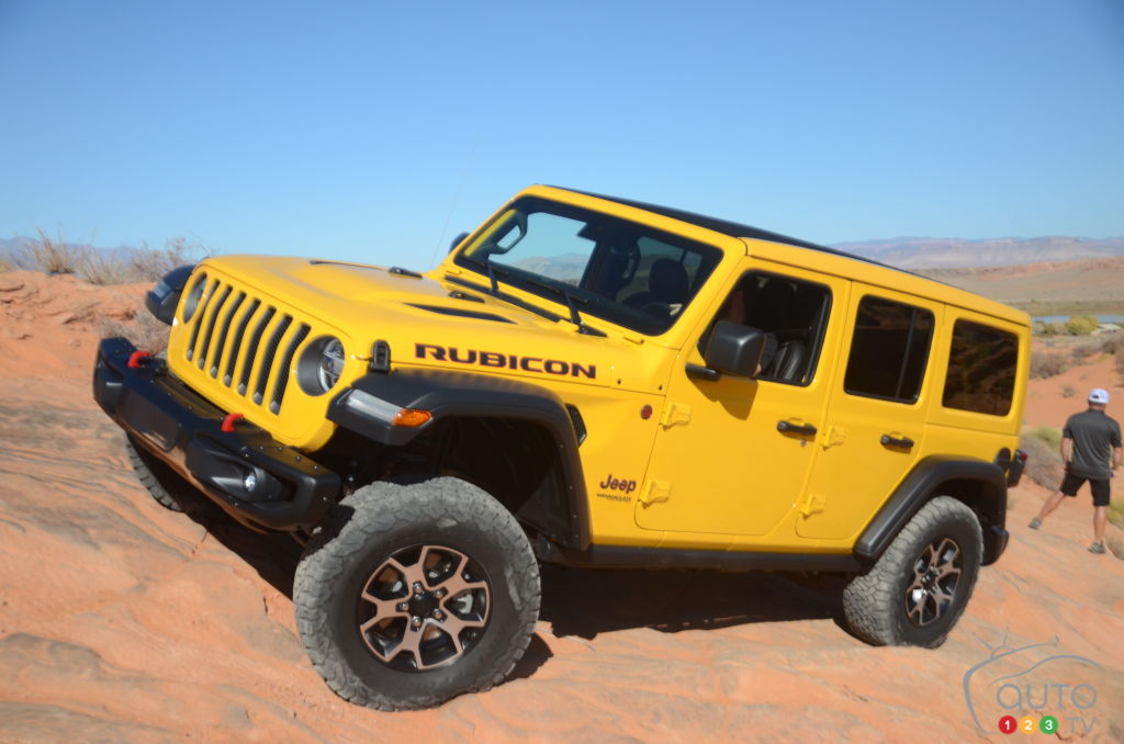 Jeep Wrangler Diesel Fuel Consumption Figures Announced