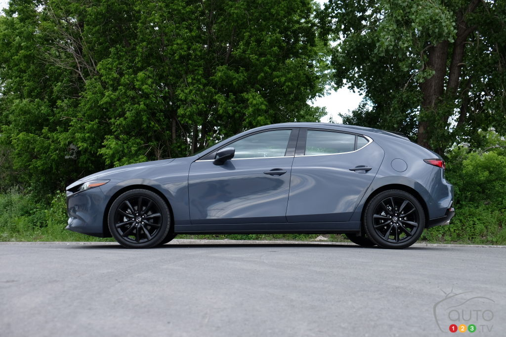 Another Recall for the Mazda3's new 2019-2020 Models