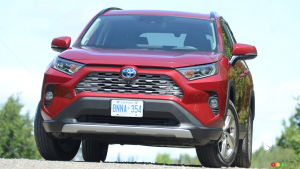 Fuel Tanks of Some 2019 Toyota RAV4 Hybrids Can't Be Fully Filled