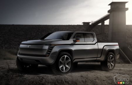 Meet Another Future All-Electric Pickup, the Endurance