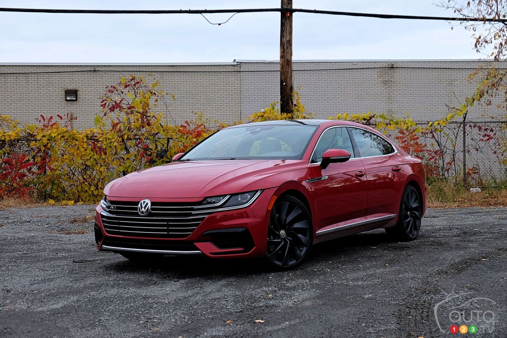 Volkswagen Arteon 2019 Review: Mission Possible?