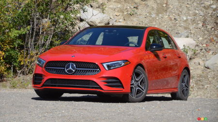 2019 Mercedes-Benz A250 Review: A More Serious Gateway to the Brand