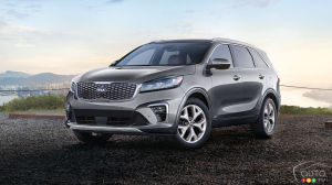 Next Kia Sorento to get electrified versions