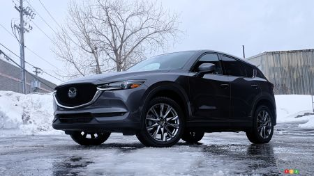 2019 Mazda CX-5 Signature Review: More Muscle and Dressed in a Tux