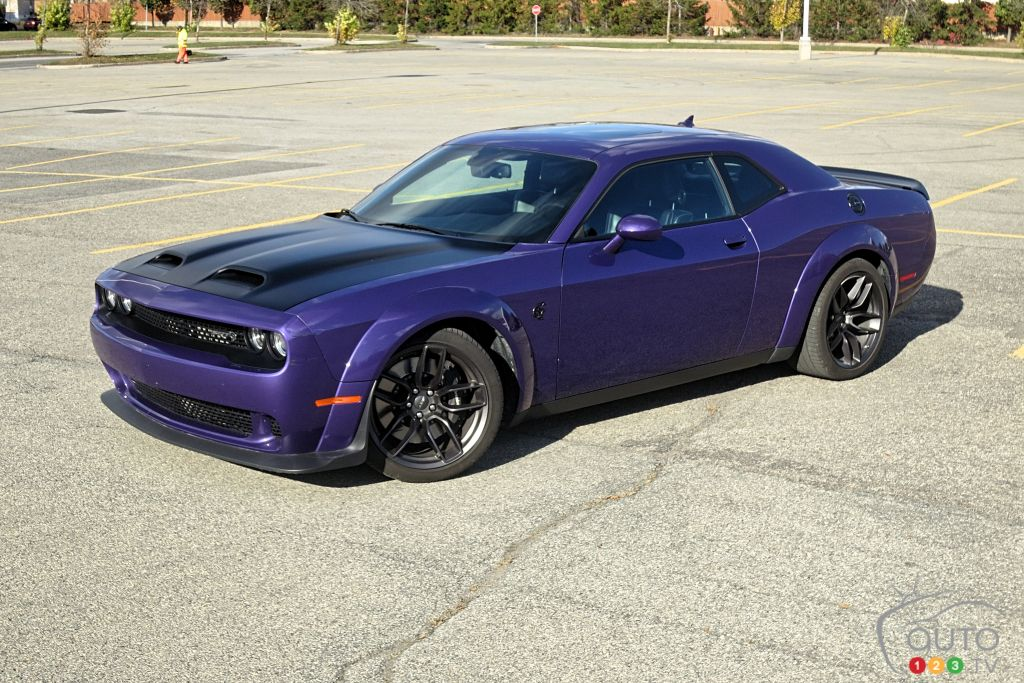 2019 Dodge Challenger SRT Hellcat RedEye Review: How to Live With a Monster!