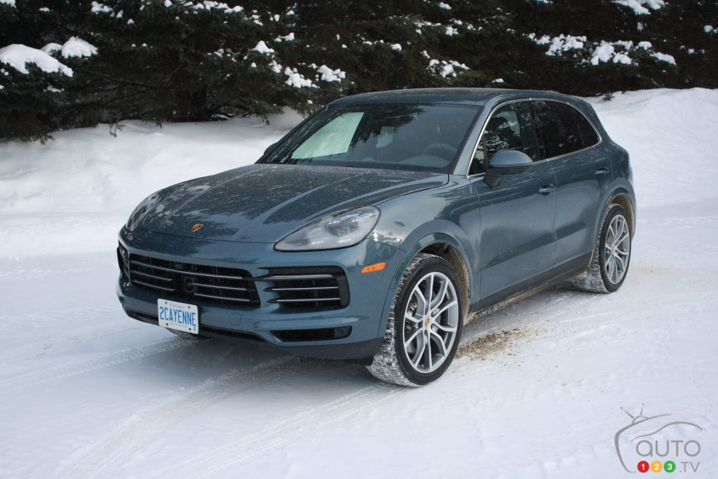 First Drive of the 2019 Porsche Cayenne S and Turbo: Grace and power