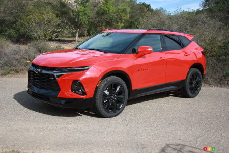 2019 Chevrolet Blazer First Drive: Half a Century Later
