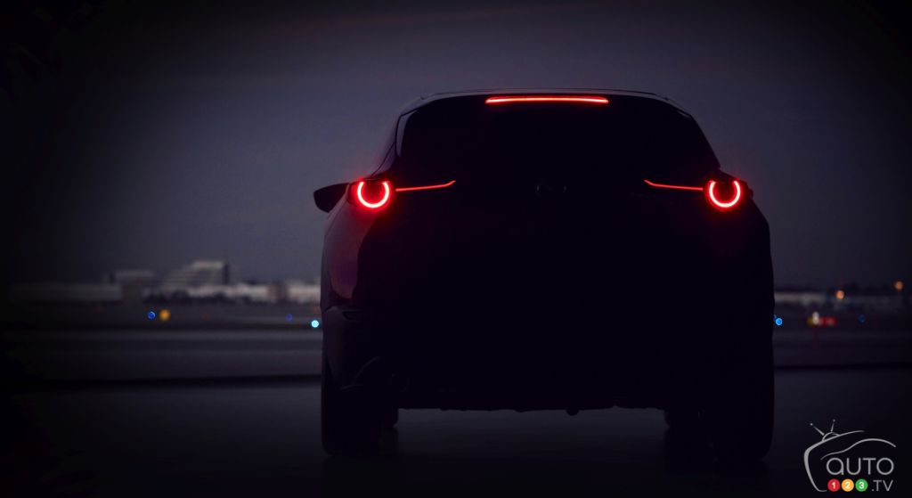 Mazda Will Unveil a New SUV at the Geneva Auto Show