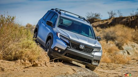 2019 Honda Passport: Pricing, details for Canada Confirmed