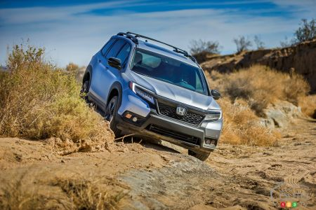 2019 Honda Passport Pricing Details For Canada Confirmed Car
