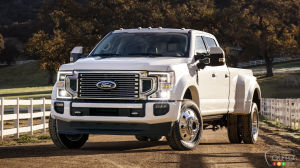 Ford unveils Super Duty version of its 2020 F-Series