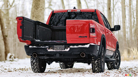 RAM Reveals Its Own Multi-Function Tailgate Ahead of Chicago Show