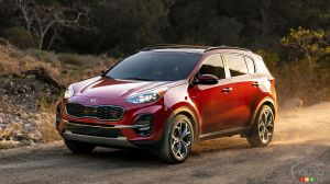 Chicago 2019: The new 2020 Kia Sportage Makes its Entrance