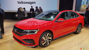 Chicago 2019: The 6th-Generation 2019 Volkswagen Jetta GLI Debuts