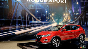 Chicago 2019: 2020 Nissan Qashqai (as Rogue Sport) Makes Debut Appearance