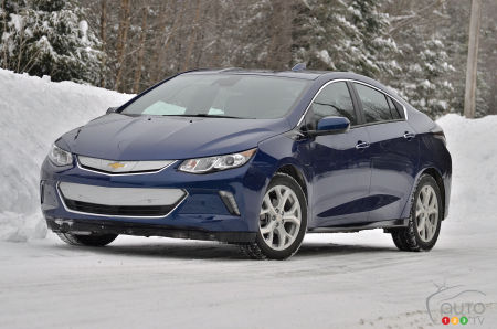 AAA Study: EV Range Can Fall by Nearly  50% in Cold Weather