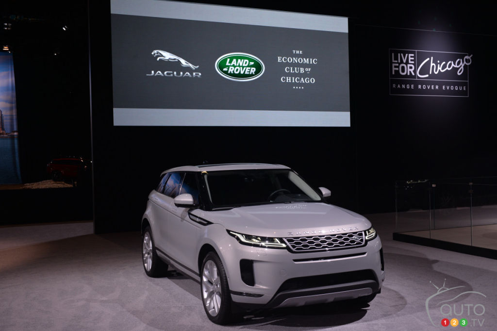 Chicago 2019 : Notre Top 10 du Salon de l'auto