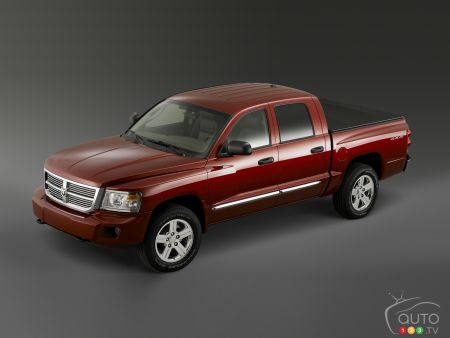 FCA Wants to Produce a New Midsize Pickup