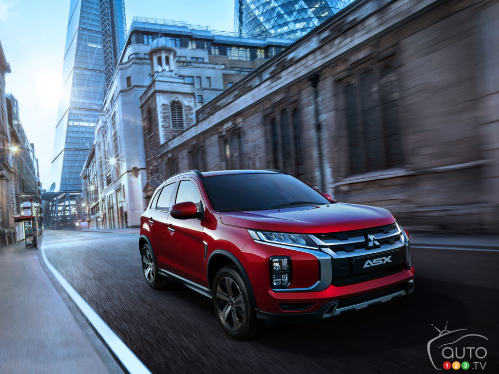 New 2020 Mitsubishi RVR/ASX To Be Unveiled in Geneva