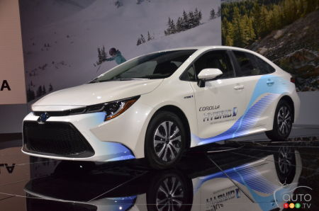 Toyota Corolla Hybrid: As Frugal on Gas as the Prius