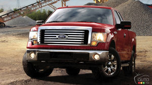 Ford Recalls Nearly 1.5 Million F-150 Trucks over Transmission Glitch